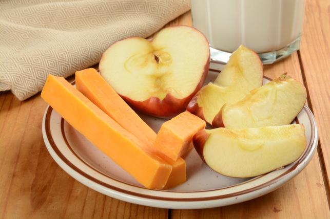 Handy Snacks for Healthy Teeth